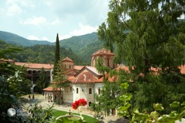 Day tour to Plovdiv and the Bachkovo monastery