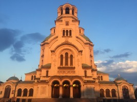 Tour of Bulgaria and Romania for Mrs Adey