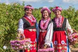 Rose Festival Kazanlak 2019 - May 31 - June 4