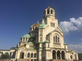 Tour Bulgaria Mrs Krueger